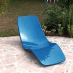 Transat colori - bleu adriatique
